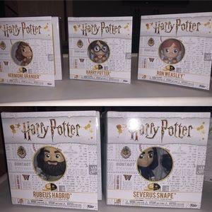 Harry Potter Vinyl Figure set